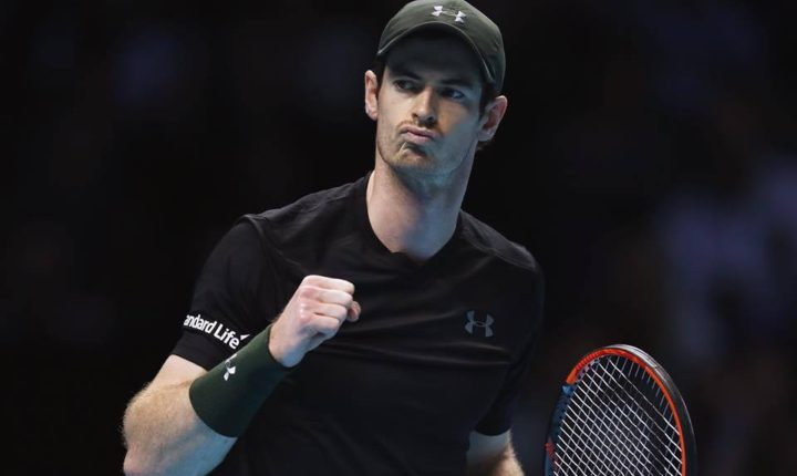 Murray leva o ATP Finals e encerra a temporada no topo do ranking
