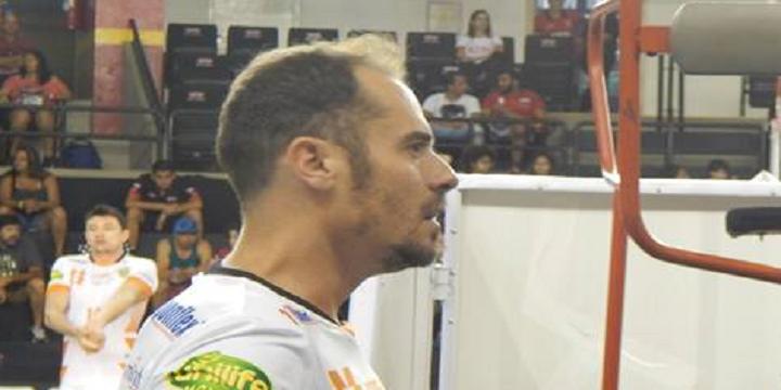 Superliga Masculina: Matéria do jogo Sesi e Maringá