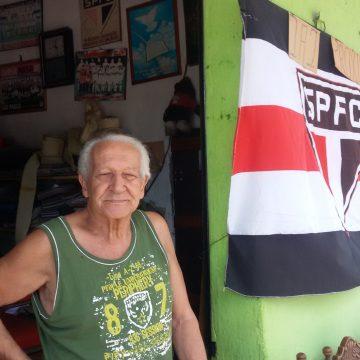 Seo Reis e o placar do Tricolor no Jaçanã
