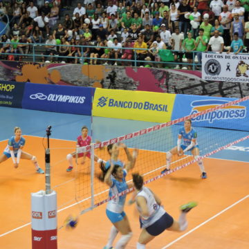 Playoffs da Superliga aquecem o vôlei nacional