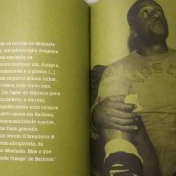 'Recados da bola' conta histórias de 12 grandes do nosso futebol