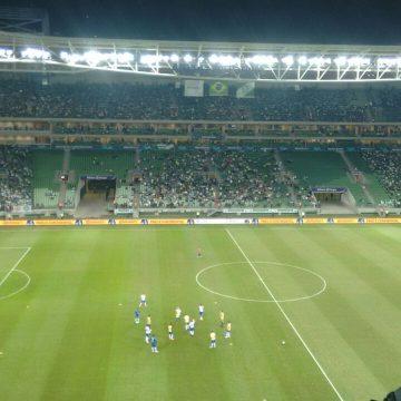 Em jogo eletrizante pela Copa do Brasil, Palmeiras e Cruzeiro empatam em 3 a 3
