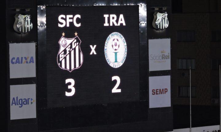 Brasileirão Feminino 2017: Ouça os gols de Santos 3 X 2 Iranduba