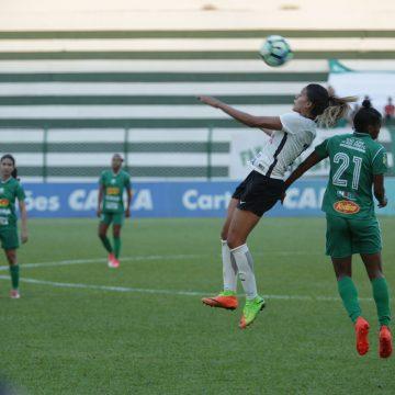 Em Barueri, Corinthians tem que reverter resultado diante do Rio Preto para chegar às finais do Brasileirão de Futebol Feminino