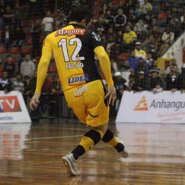 Liga Futsal: Ouça os gols de Corinthians 1 X 1 Magnus