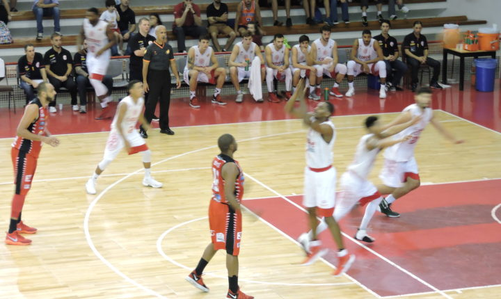Campeonato Paulista Masculino de Basquete: Ouça os momentos finais de Paulistano 101 X 83 América