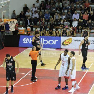 Campeonato Paulista Masculino de Basquete: Ouça os momentos finais de Paulistano 106  x 70 SESI Franca