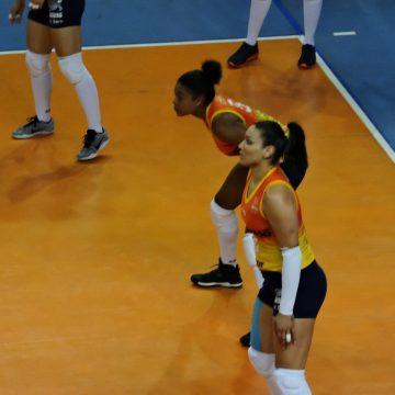 Superliga Feminina 2017/2018 – Ouça os momentos finais de Osasco Vôlei Nestlé x 3 SESC RJ
