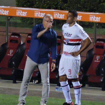 São Paulo e Novorizontino empatam sem gols no Morumbi