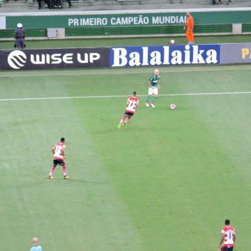 Paulistão 2018: Ouça os gols e as entrevistas pós jogo de Palmeiras 2 X 2 Linense