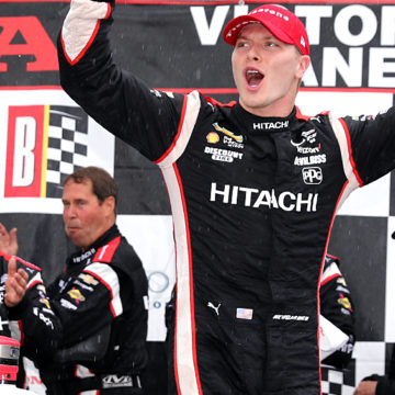 Newgarden vence o Grand Prix do Alabama e é líder