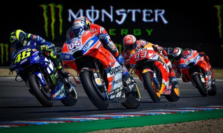 MotoGP: Dovizioso e Ducati brilham na República Tcheca