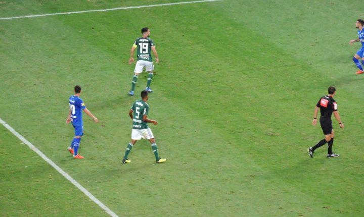 Copa do Brasil 2108 – Semifinal: Ouça o gol e as entrevistas de Palmeiras 0 X 1 Cruzeiro