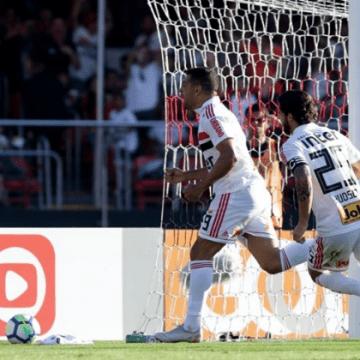 Brasileirão 2018: Ouça os gols e as entrevistas pós-jogo de São Paulo 1 x 1 América/MG