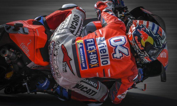 MotoGP: Dovizioso domina o GP de San Marino e conquista grande vitória em Misano