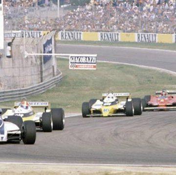 Clássicos da Fórmula 1: Nelson Piquet, GP da Itália em 1980