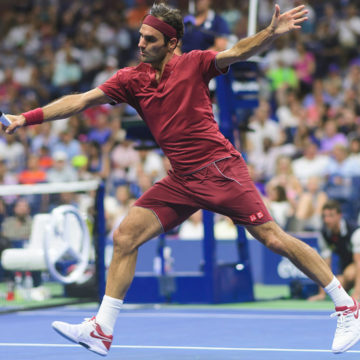 Tênis: Federer e Halep, as grandes decepções do US Open 2018