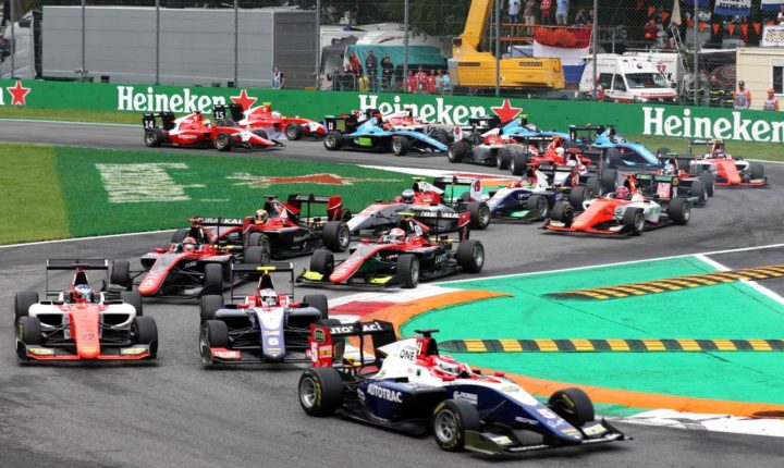 F2 e GP3: Em Monza, Piquet vence e Sette Câmara vai ao pódio