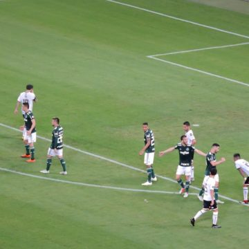 Libertadores 2018: Ouça os gols e as entrevistas de Palmeiras 2 x 0 Colo-Colo