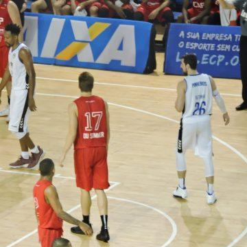 Paulistano vence Pinheiros em clássico pelo NBB