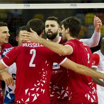 Vôlei: Trentino vence Civitanova e se torna pentacampeão mundial de clubes