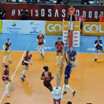 Superliga Feminina – 2018/2019: Ouça os momentos finais e entrevistas de Osasco Audax 3 X 0 BRB Brasília