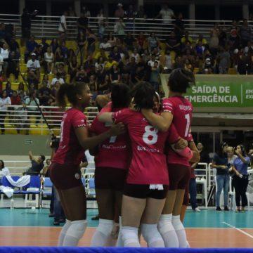 Superliga Feminina – 2018-2019 – Quartas de Final: Ouça os momentos finais de Hinode Barueri 1 X 3 Osasco Audax