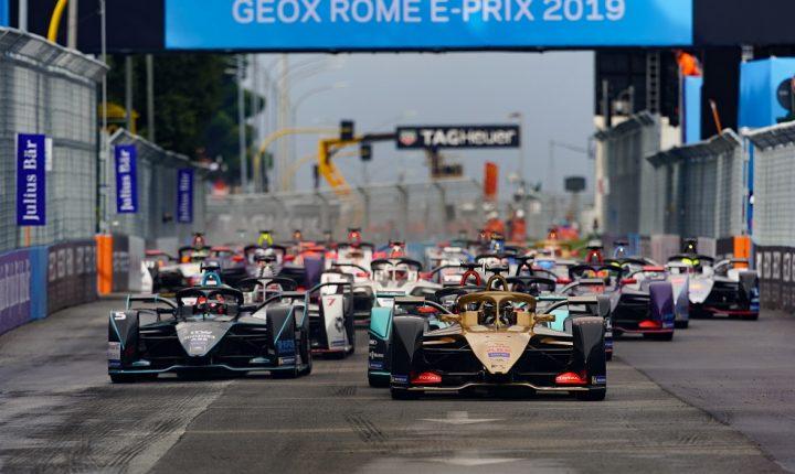 Fórmula E: Evans vence em Roma e conquista primeira vitória da Jaguar