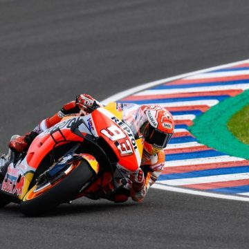MotoGP: Sem dificuldades, Márquez vence na Argentina e assume a liderança