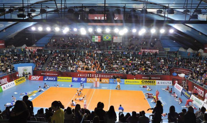 Superliga Feminina: Líderes ausentes e 4 jogos da 8ª rodada do returno realizados