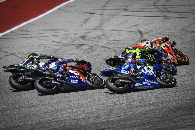 MotoGP: Rins vence no Texas em tarde histórica na categoria