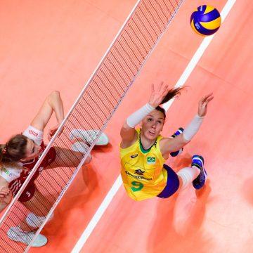Brasil reage, mas perde para Polônia no tie-break