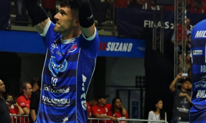 Mercado do vôlei: Há indícios de Facundo Conte no Cruzeiro