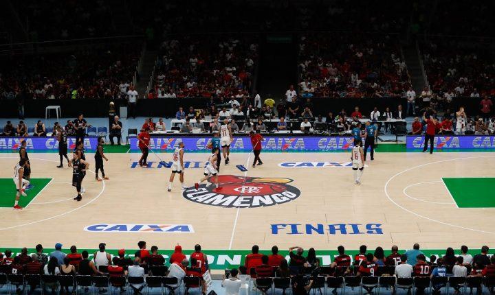 NBB 11 – 2018-2019 – Finais – Jogo1: Ouça os momentos finais de Flamengo 82 X 68 SESI Franca