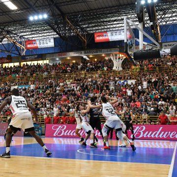 NBB 11 – 2018-2019 – Finais – Jogo 5: Ouça os momentos finais de SESI Franca 72 X 81 Flamengo