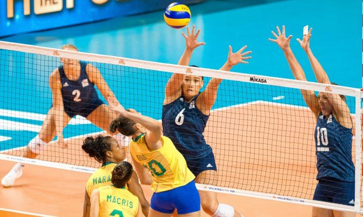 Em noite inspirada de Gabi, Brasil vence os EUA