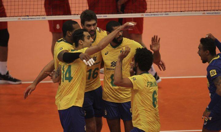 Brasil tem atuação segura e vitória tranquila sobre a seleção portuguesa