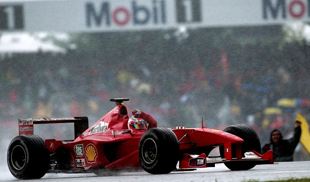 A primeira vitória de Rubens Barrichello – GP da Alemanha de 2000