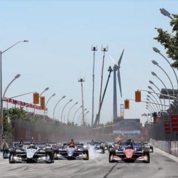 Pagenaud confirma a pole e vence em Toronto