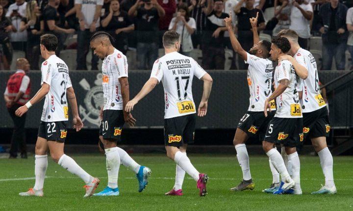 Corinthians 2 x 0 Botafogo – 15ª rodada do Brasileirão – gols e entrevistas