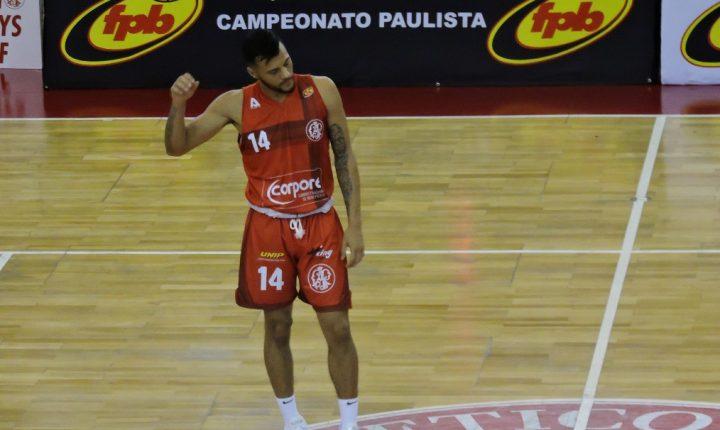 Paulistano 88 x 75 São José – 1º turno – momentos finais e entrevistas