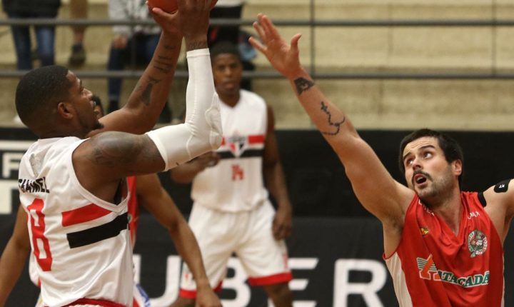 Tricolor Paulista bate Osasco no 2º turno do Paulista de Basquete