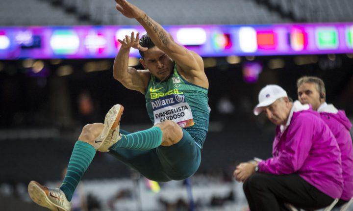 Mateus Evangelista Cardoso é um dos destaques do paraatletismo brasileiro