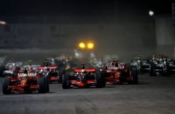 GP de Singapura de 2008 – O famoso caso Singapuragate