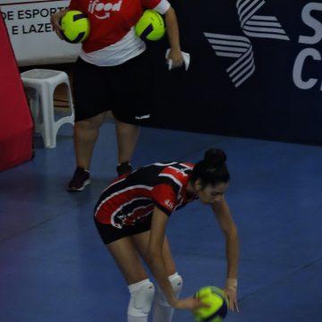 Superliga Feminina 2020 2021- 3ª rodada do returno – Momentos finais de Osasco 1 x 3 São Paulo Barueri