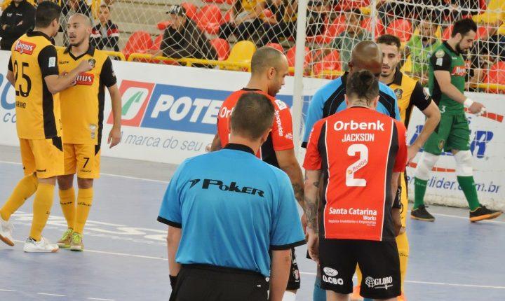 Magnus Sorocaba 2 X 1 Joinville – 2º jogo – Semifinal – Momentos finais, gols e entrevistas