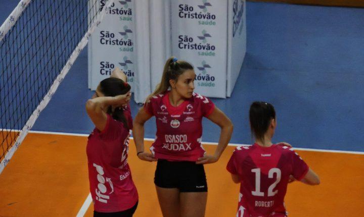 7ª rodada da Superliga Feminina terá como destaque o duelo entre SESI Bauru e Osasco Audax