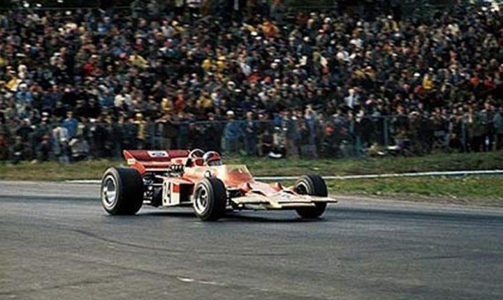 GP dos Estados Unidos de 1970 – A primeira vitória de Emerson Fittipaldi