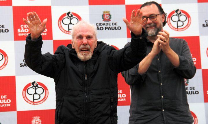 Éder Jofre é homenageado na estreia do Hall da Fama do Esporte de SP