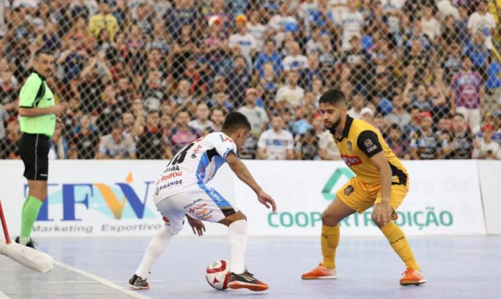 Magnus Sorocaba 0 X 6 Pato Futsal – 2º jogo – Final – Momentos finais e gols